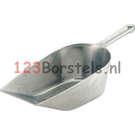 Winkelschep aluminium ± 1000 gram-1100 ml