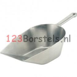 Winkelschep aluminium ± 2350 gram-2580 ml