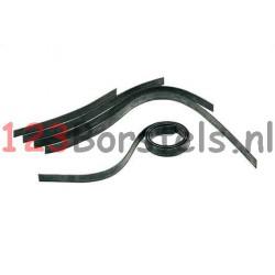 Los rubber voor de RVS Raamtrekkers (vervangings rubber)
