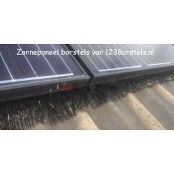 Zonnepaneel-borstel ± 1000 mm lang. Let op Kies uw Diameter