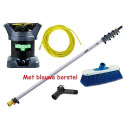 Osmose filter set 6 Meter + Di kit + slang en blauwe borstel