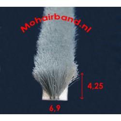 Mohair P6-0423PG Grijs 4,25 hoogte