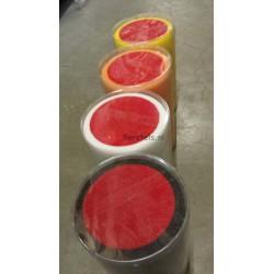 Polijst schuimpads Ø 150 mm dik 50 mm (leverbaar in 4 kleuren -uw keuze:
