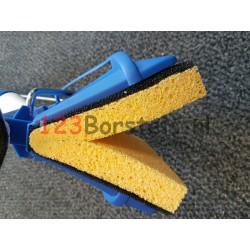 Vloerwisser met viscose spons (vergelijkbaar aan de kwikkie vloerwisser)