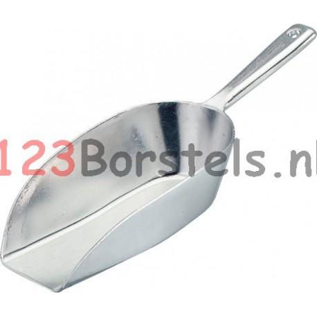 Winkelschep aluminium ± 35 gram - 37 ml