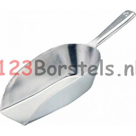 Winkelschep aluminium ± 110 gram - 113 ml