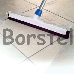 Vloertrekker kunststof 450 mm mousse