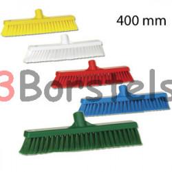 Hygienische veger 400 mm zacht , gepluimd (Vikan)