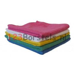 Microvezeldoek 200 Gr./M2 (div. kleuren) 38*38 cm