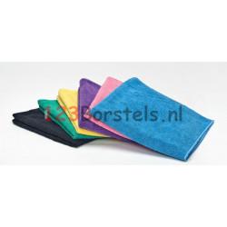 Microvezeldoek 300 Gr./M2 (div. kleuren) 40*40 cm