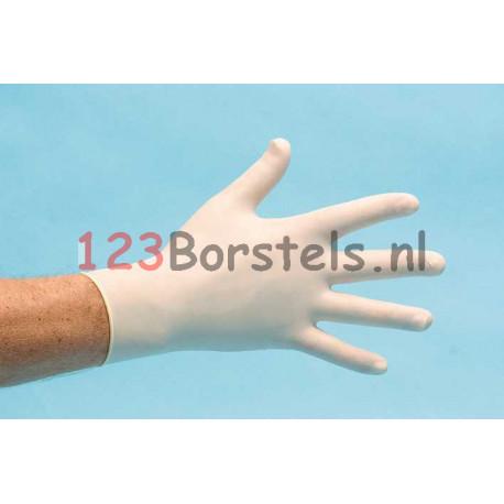 Latex Handschoen 100 stuks per doos (maak de keuze)