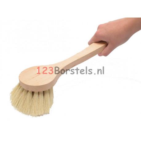 SPECIALE MASTIEK BORSTEL Fiber Ø 90 steellengte 37 cm