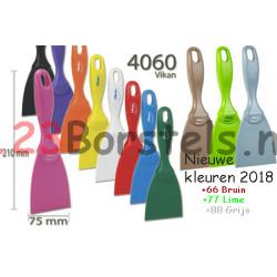 Hygiene handschraper, rood Afm. 75x210 mm  (Vikan) 4060