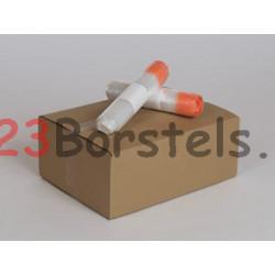 Plastic inzamelzakken met trekband Rol á 12 stuks