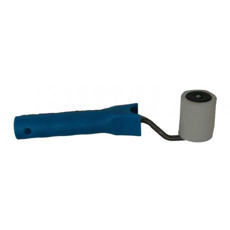NADENROL FLEXIBEL 50 mm breed - aandruk roller gummi