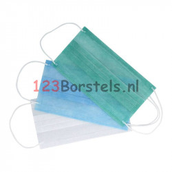 Mondkapje met elastiek 2 lgs - Premium