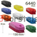 Vikan Hygiene nagelborstel hard 130mm  Uw keuze: