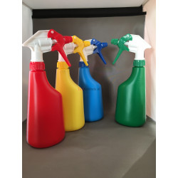 Spuitpistool met 600 ml fles (bestelde kleur is: