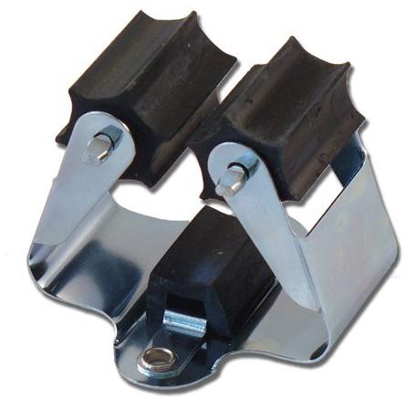 Prax steelklem 28-38 mm normaal verenstaal
