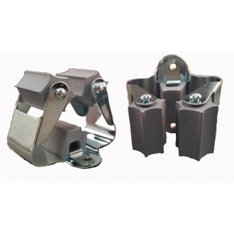 Prax steelklem grijze rollen 20-30 mm verenstaal (20199262)