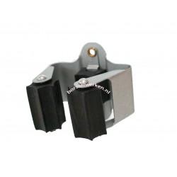 Prax steelklem 20-30 mm Roestwerend verenstaal