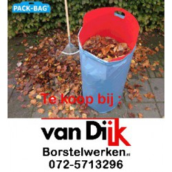 Pack-Bag normaal Rood 950*650mm ± 60 liter (20198238 )