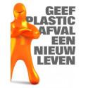 Plastic inzamelen
