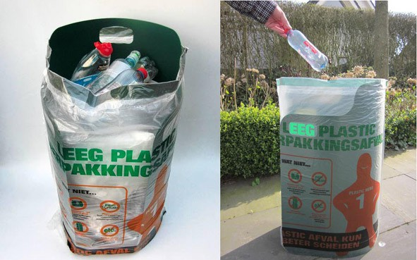 Packbag vuilniszak houder